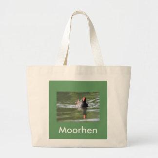 Moorhen Jumbo Tote Bag