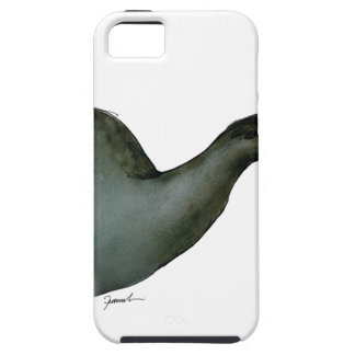 moorhen bird, tony fernandes iPhone SE/5/5s case