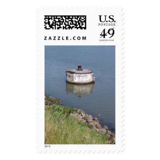 Mooring Buoy Water stamps Postage Stamp