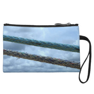 Mooring Lines from Ship Wristlet Wallet