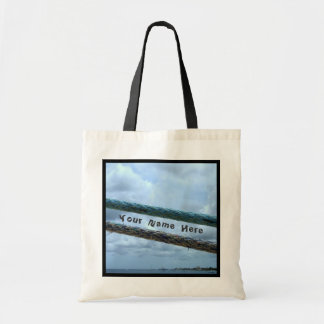 Mooring Lines With Name Tote Bag