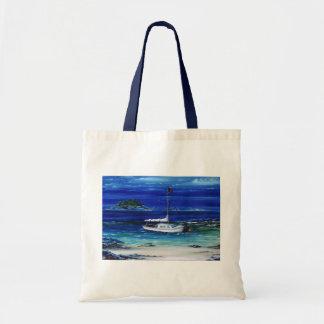 `Mooring Up' Boating Tote Bag