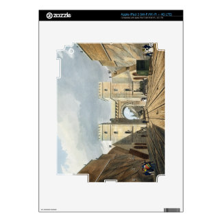 Moorish Arch, Looking from the Tunnel, plate 10 fr Skins For iPad 3