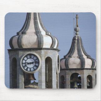 Moorish architectue of La Orotava, Tenerife Mouse Pad