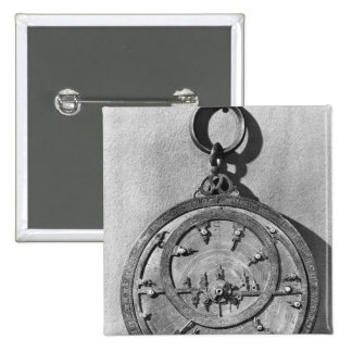 Moorish astrolabe, from Cordoba, 1054 Button