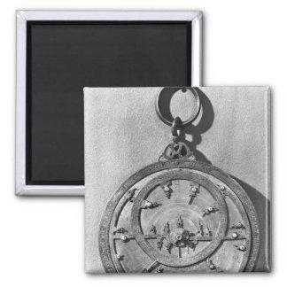 Moorish astrolabe, from Cordoba, 1054 Magnet