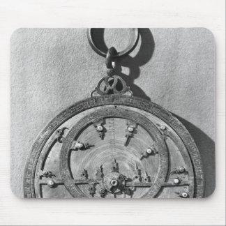 Moorish astrolabe, from Cordoba, 1054 Mouse Pad