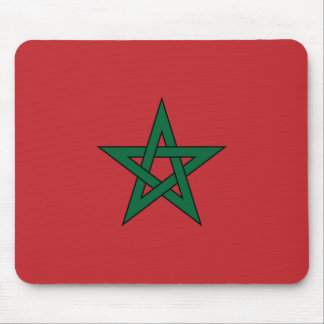 Moorish Flag Mouse Pad