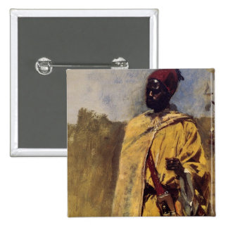 Moorish guard button