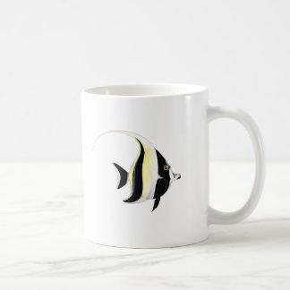 Moorish Idol Fish Coffee Mug