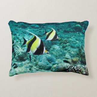 Moorish Idol Pair Accent Pillow
