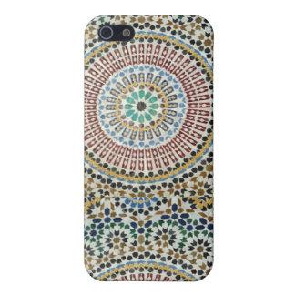 Moorish Mosaic Tile iPhone SE/5/5s Case