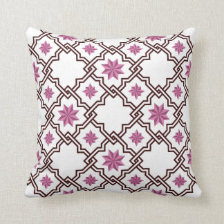 Moorish Patterned Pillow - 11