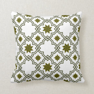 Moorish Patterned Pillow - 12