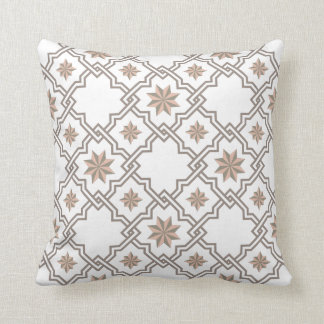 Moorish Patterned Pillow - 13