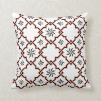 Moorish Patterned Pillow - 14
