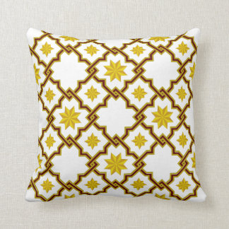 Moorish Patterned Pillow - 15