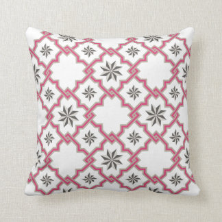 Moorish Patterned Pillow - 18