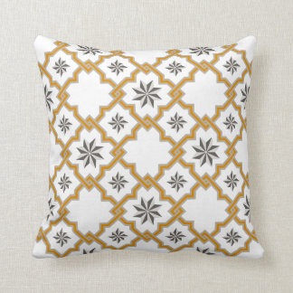Moorish Patterned Pillow - 20