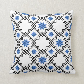 Moorish Patterned Pillow - 7
