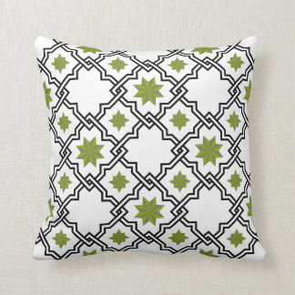 Moorish Patterned Pillow - 8