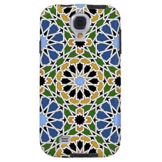 Moorish tile Case Galaxy S4 Case