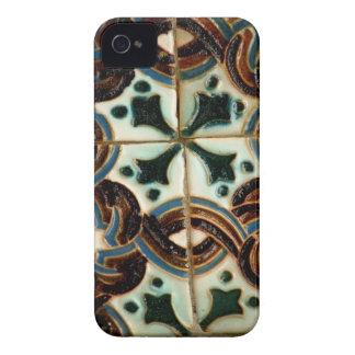 Moorish Tile Case-Mate iPhone 4 Case