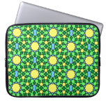 Moorish tile Electronics Bag Computer Sleeves
