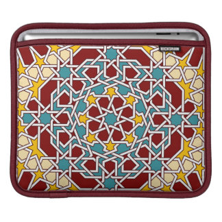 Moorish Tile iPad Sleeve