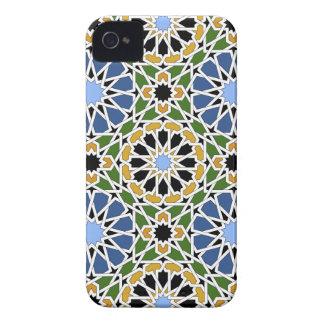 Moorish tile iPhone 4 Case-Mate Case