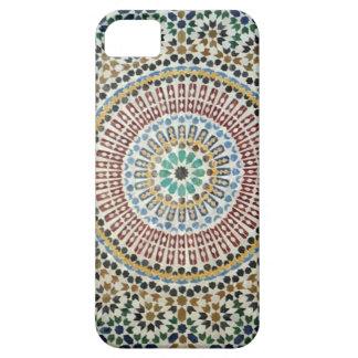 Moorish Tile iPhone 5 Case