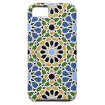 Moorish tile iPhone 5 Case-Mate Case