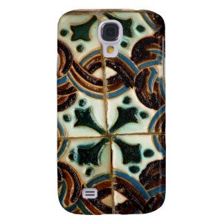 Moorish Tile Mosaic Galaxy S4 Cases