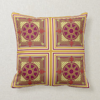 Moorish Tile Throw Pillows