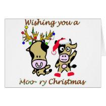 Moory christmas card