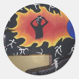 MOOSE (Album Cover) Classic Round Sticker