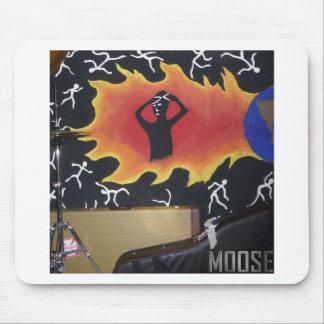 MOOSE (Album Cover) Mouse Pad