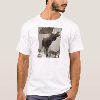 Moose (Alces alces) T-Shirt
