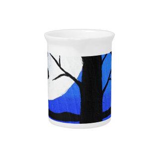 moose beverage pitcher