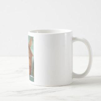 Moose Bird Feeder Products Classic White Coffee Mug