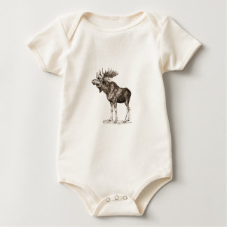 Moose Bodysuit