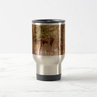 Moose Calf Travel Mug