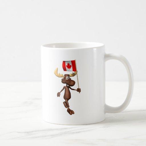 Moose Canada Coffee Mug