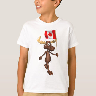 Moose Canada T-Shirt