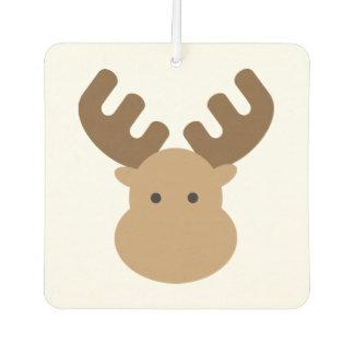 Moose Car Air Freshener