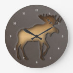 Moose Clock 2