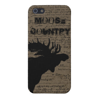 Moose Country iPhone Cover Cover For iPhone 5