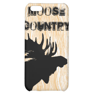 Moose Country iPhone Cover iPhone 5C Cases