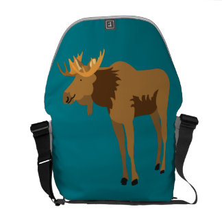Moose Courier Bag