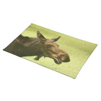 Moose Did Someone Say Cake Place Mats